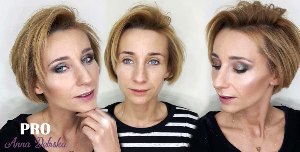 Indywidualna lekcja makijażu