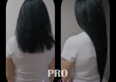 Przedłużanie i doczepianie włosów