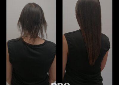 Przedłużanie włosów PRO Anna Dębska